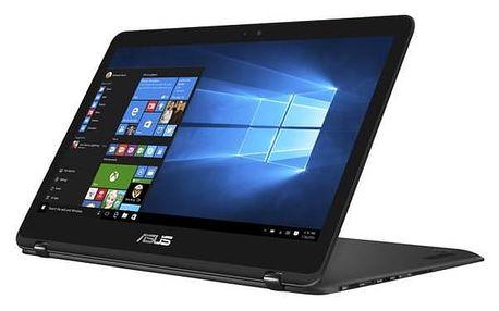 Asus ZenBook Flip UX360UAK-DQ417T (UX360UAK-DQ417T) černý