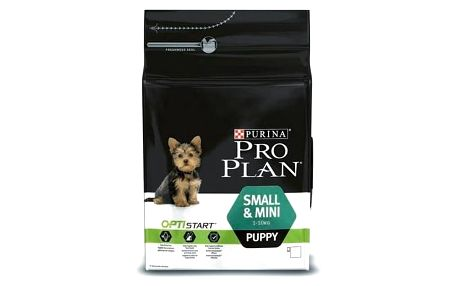 Purina Pro Plan SMALL & MINI PUPPY 3 kg