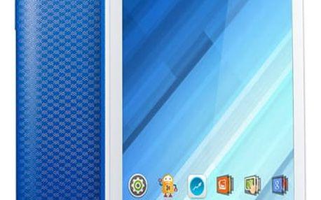 Dotykový tablet Acer One 8 (B1-850-K0GL) (NT.LC4EE.002) bílý/modrý Software F-Secure SAFE, 3 zařízení / 6 měsíců v hodnotě 979 Kč
