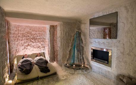 Hotel Green Paradise pro dva s polopenzí a balíčkem wellness procedur