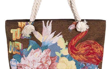 Fashion Icon taška s plameňáky VK0204-08