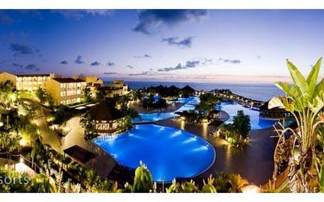 Kanárské ostrovy - La Palma na 8 dní, all inclusive s dopravou letecky z Prahy