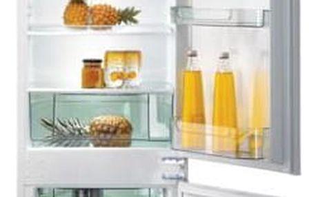 Kombinace chladničky s mrazničkou Mora VC 181 bílá