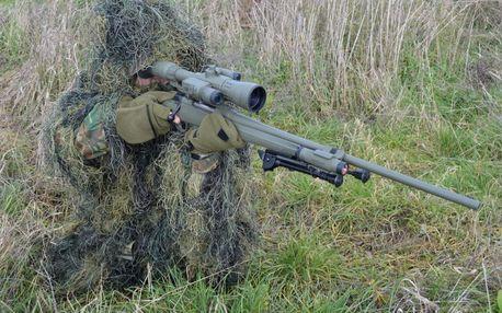 Střelba z 5-12 druhů zbraní + sleva 15 % na jízdu v Hummeru