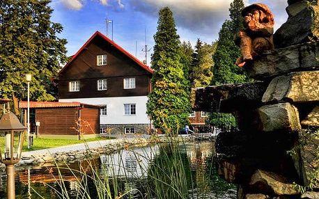 3–4denní wellness pobyt pro 2 se sportem v Mountain resortu Morávka v Beskydech