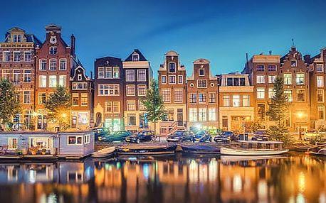 4denní zájezd do Amsterdamu -Zaanse Schans, Volendam a Keukenhof: