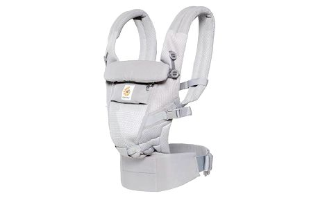 Ergobaby Adapt Cool Air Mesh - Pearl Grey