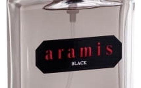 Aramis Black 110 ml toaletní voda tester pro muže