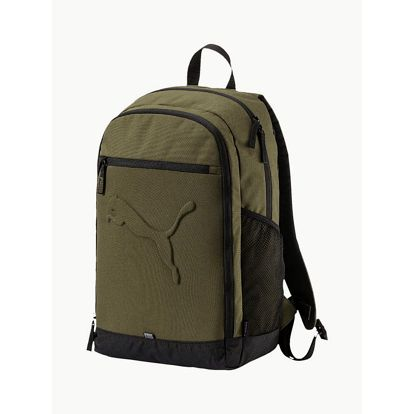 Batoh Puma Buzz Backpack Olive Night Zelená