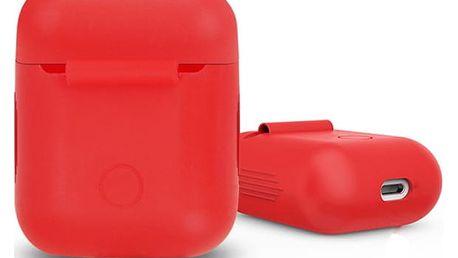 Silikonové pouzdro pro bezdrátová AirPods sluchátka