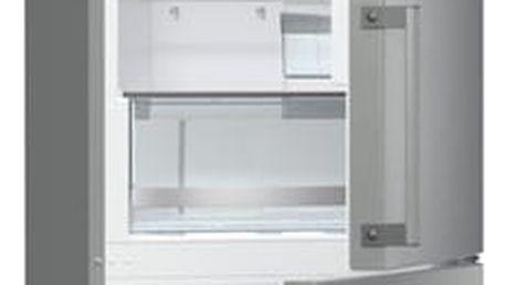 Kombinace chladničky s mrazničkou Gorenje Advanced N6X2NMX nerez