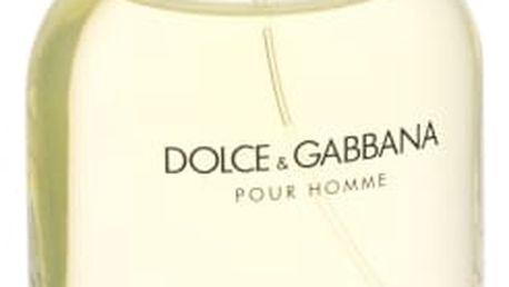 Dolce&Gabbana Pour Homme 125 ml toaletní voda tester pro muže