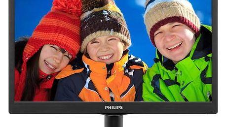 Philips 193V5LSB2 (193V5LSB2/10) černý