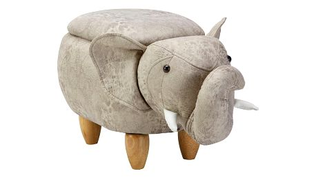 Taburet elephant -trend-, 75/38/34 cm