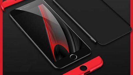 2v1 Zadní a přední kryt s 360° ochranou pro iPhone 6/6S
