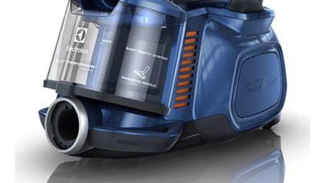 Vysavač podlahový Electrolux SilentPerformer Cyclonic ZSPCCLASS šedý/modrý