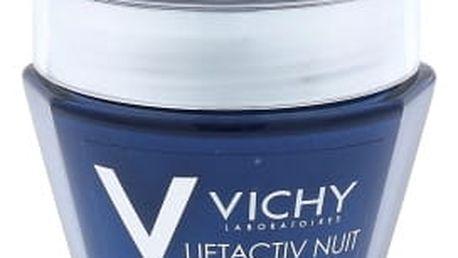 Vichy Liftactiv 50 ml noční pleťový krém proti vráskám pro ženy