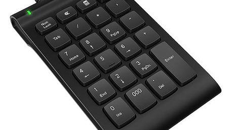 Klávesnice Genius NumPad i130 černá (31300003400)