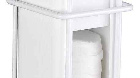 Box, nádobka CLASSIC PLUS na kosmetické a vatové tampony, WENKO