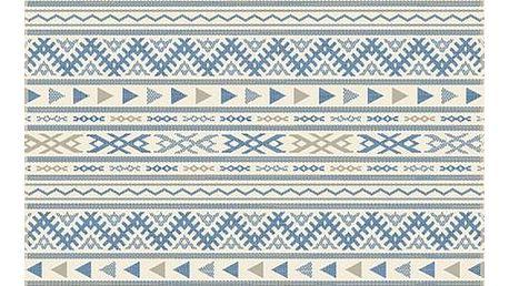 Hladce tkaný koberec kelim 1, 80/250 cm