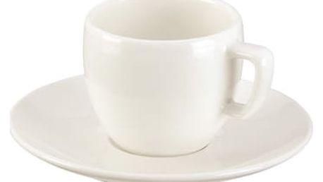TESCOMA šálek na espresso CREMA, s podšálkem
