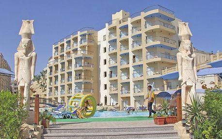 Egypt - Hurghada na 12 dní, all inclusive s dopravou letecky z Prahy