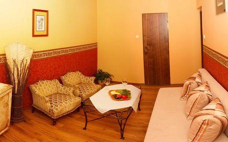 Relaxační pobyt na Slovensku: 3-7 dní pro dva s polopenzí