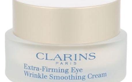 Clarins Extra Firming Wrinkle Smoothing Cream 15 ml oční krém proti vráskám pro ženy