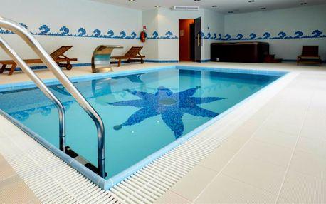Relaxační pobyt s privátním wellness pro 2 osoby