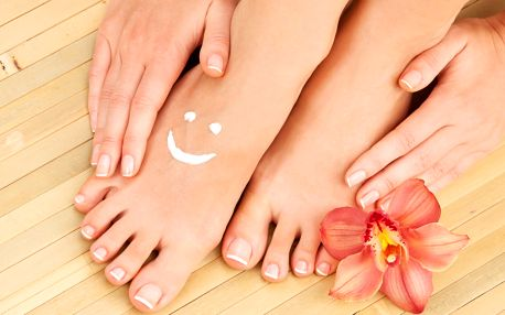 Profesionální pedikúra pro krásné nohy