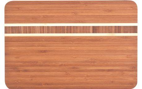Krájecí prkénko BAMBOO, 30x20 cm, ZELLER