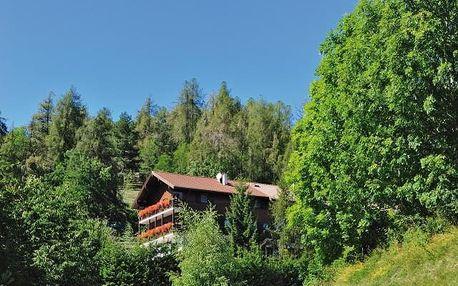 Itálie - Val di Fiemme/Obereggen na 8 dní, polopenze s dopravou vlastní