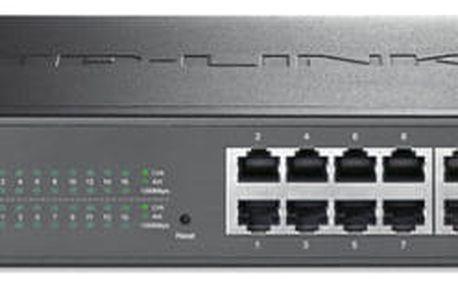 Switch TP-Link TL-SG1016D šedý (TL-SG1016D)