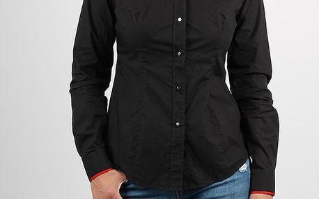 Košile Diesel C-CHARA CAMICIA Černá