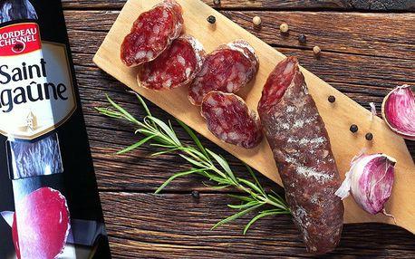 200g sušená šunka z kýty Delice de St. Agaune