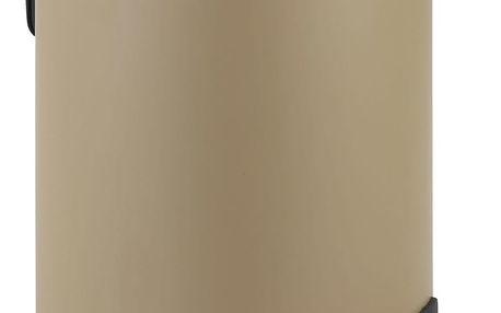 Koupelnový koš LEMAN MATT, odpadkový koš, 3 l, WENKO