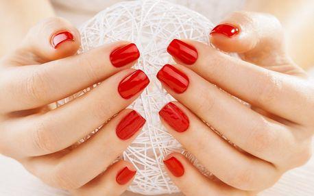Upravené a krásné nehty: Manikúra s gel lakem