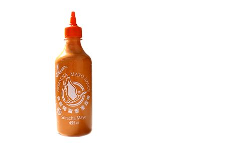 Chilli omáčka Sriracha hot s majonézou 455 ml