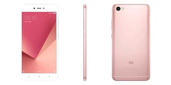 Xiaomi Redmi Note 5A 16 GB Dual SIM CZ LTE (PH3719) růžový