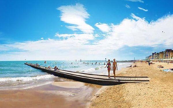3denní zájezd pro 1 osobu do Benátek s koupáním na ostrově Lido