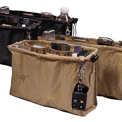 Praktický organizér do kabelky
