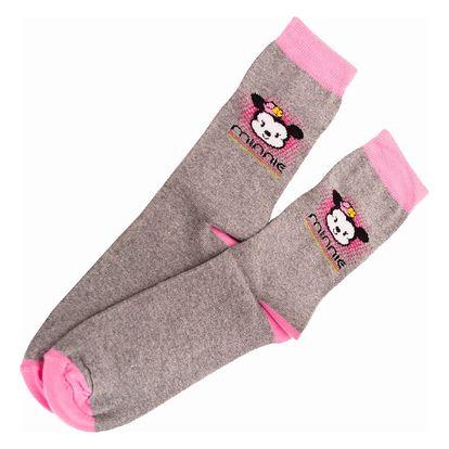 Ponožky Disney Minnie šedé