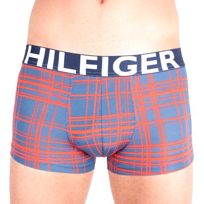 Pánské boxerky Tommy Hilfiger LR trunk check