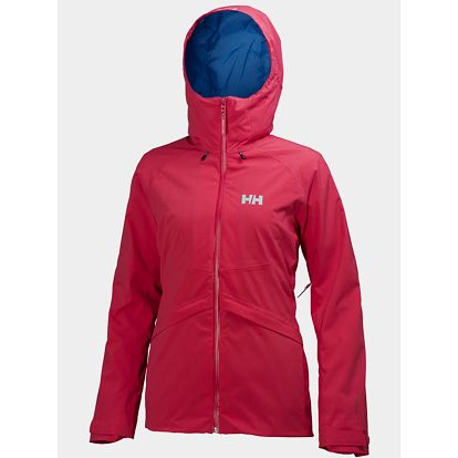 Bunda Helly Hansen W APPROACH CIS JACKET Růžová
