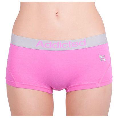 Dámské kalhotky Addicted růžová