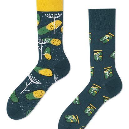 Ponožky Many Mornings Pickles,vel.39–42