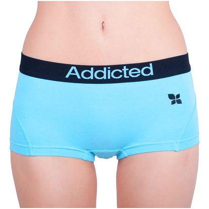 Dámské kalhotky Addicted modrá