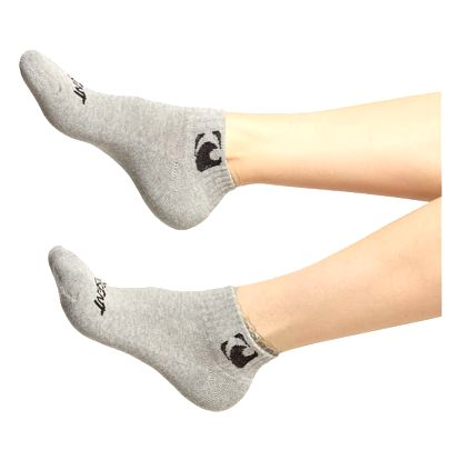 Ponožky Represent New Squarez Short Grey