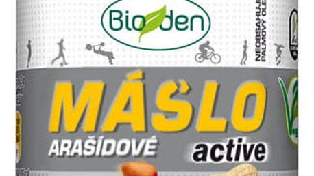 Bioden Arašídové máslo Active 470 g