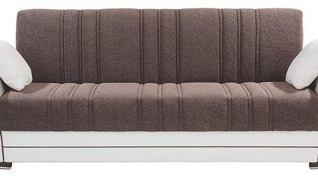 Třímístná pohovka pelin, 235/85/90 cm